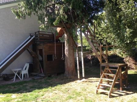 Gîte Allier - jeux Montagne Bourbonnaise