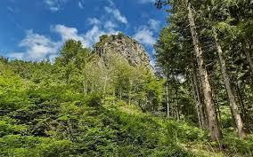 Tourisme Allier Rocher Saint Vincent